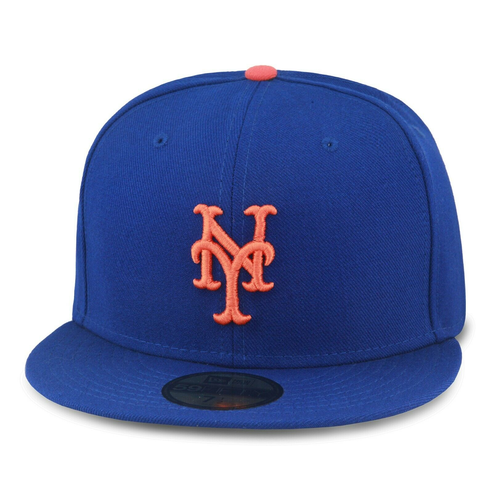 9208a69c New Era 59FIFTY New York Mets Fitted Hat Cap Home All Royal/Orange/Grey  Bottom · $29.00 · Hats