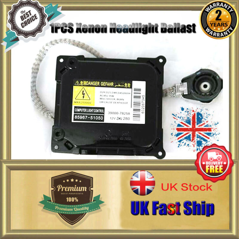 Xenon Ballast HID Control Unit ECU OEM Replacement For Toyota Lexus 85967-51040
