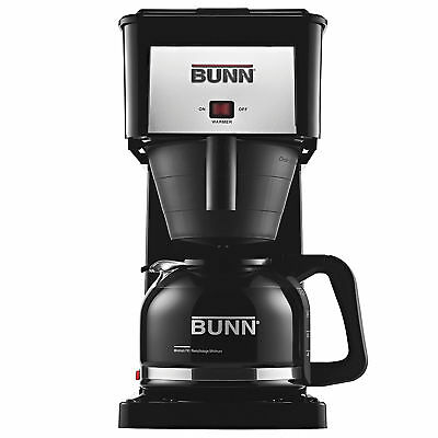 Bunn O Matic 10 Cup Velocity Practised Coffee Brewer (Certified Refurbished)