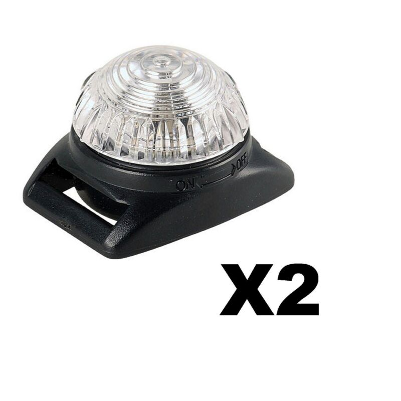 Adventure Lights Guardian Expedition White Waterproof Emergency Light (2-Pack)