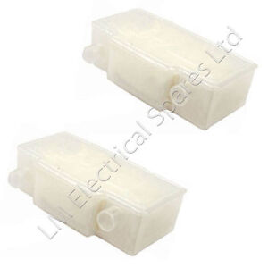 2 x Anti Scale Steam Iron Cartridge Filter For Morphy Richards 42242 42286 42287
