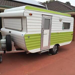 1978 Viscount Poptop Caravan Retro Vintage Narre Warren Casey Area Preview