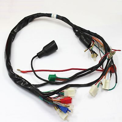 Enjoyable For Honda Z50 50Cc Monkey Bike Complete Wiring Harness Assembly Wiring Digital Resources Indicompassionincorg