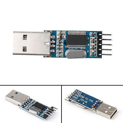 1x Usb To Rs232 Ttl Pl2303hx Auto Converter Module Converter Adapter Ue