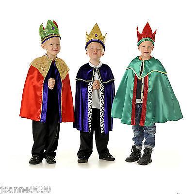 - König Kostüme Geburt