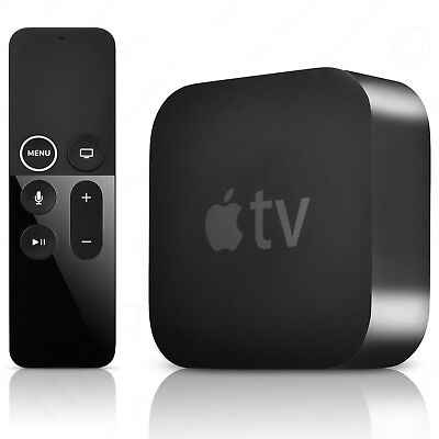 Apple Tv 4K Hdr 32Gb Hd Streaming Media Player Netflix Hulu Itunes Mqd22ll A 5Th