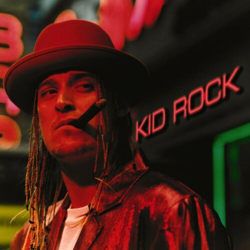 KID ROCK Devil Without a Cause BANNER HUGE 4X4 Ft  Fabric Poster Tapestry Flag