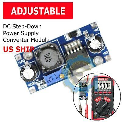 Lm2596s Dc-dc 3a Buck Adjustable Step-down Power Supply Converter Module Arduino