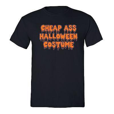 Cheap Pumpkin Costume (Cheap Halloween Costume T-shirt Pumpkin Jack O Lantern Witch Spiderweb)