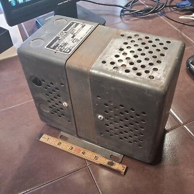 SOLA Constant Voltage Transformer 20-13-115, 150watt