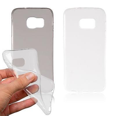 Samsung Galaxy S7, S7 Edge A5 A3 J5 TPU Hülle Case Cover Soft Bumper Schutzhülle Soft Tpu Bumper Case