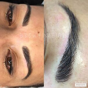 Brow feathering (tattoo) Innaloo Stirling Area Preview
