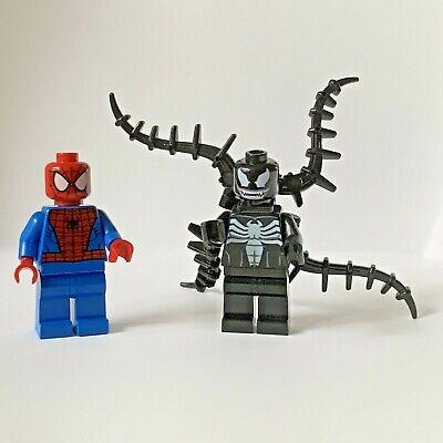 LEGO Marvel Super Hero's 76115 Minifigures Spiderman Vs. Venom Mini Figure Rare