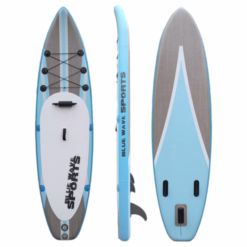 Big Sur 10.5-ft Inflatable Stand-Up Paddle Board Kit
