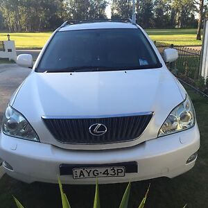 2006 Lexus RX350 Wagon Greenfield Park Fairfield Area Preview