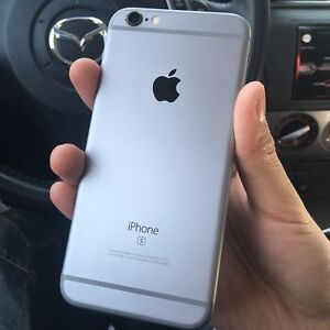 Space Grey iPhone 6S 128GB