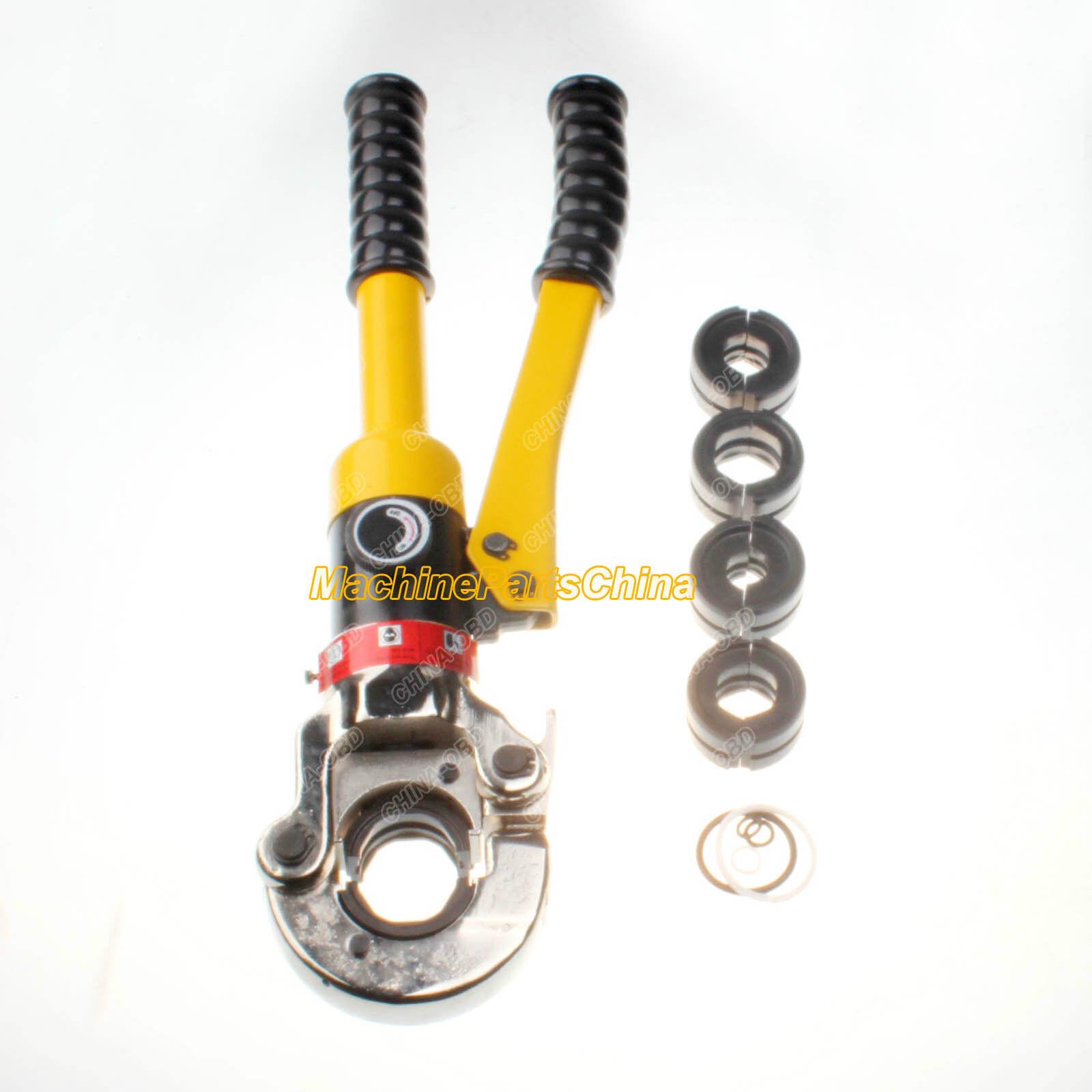 New Hydraulic Pex Pipe Pressing Tool GC-1228 Copper Pipe M12 M15 M18 M22 M28