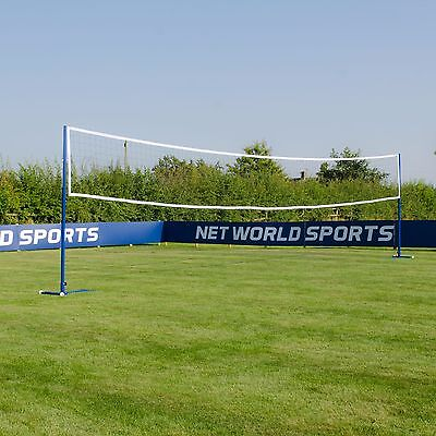 Volleyball Posts - Freestanding (42kg) [Net World Sports]