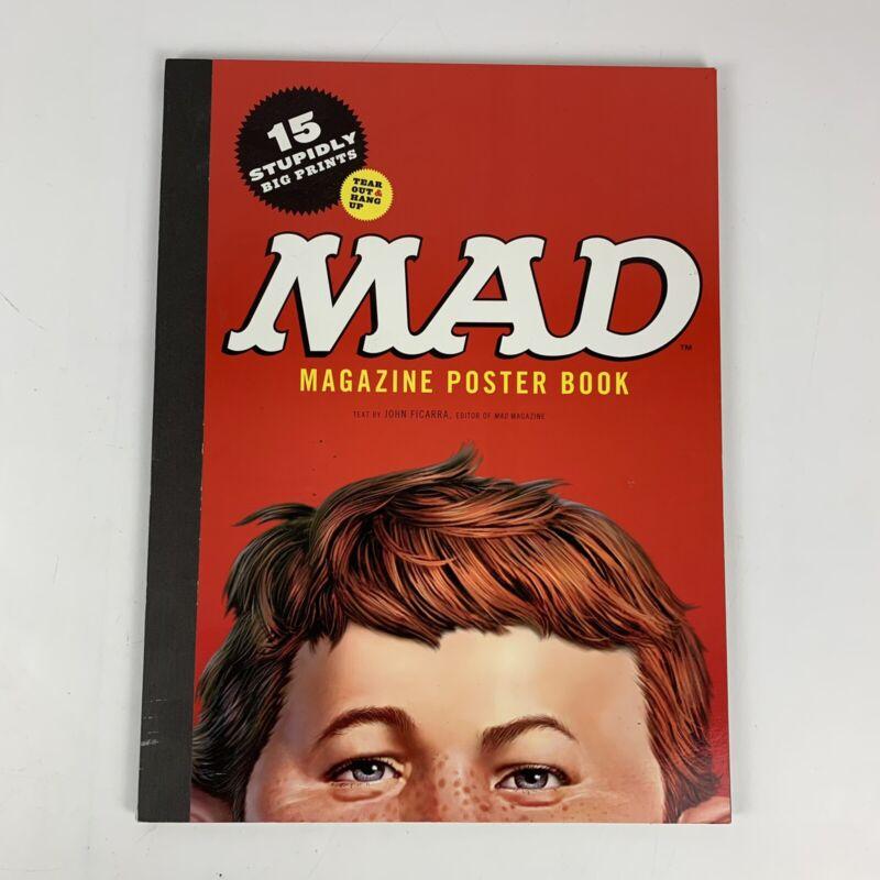 Mad Magazine Poster Book 15 Stupidly Big Prints