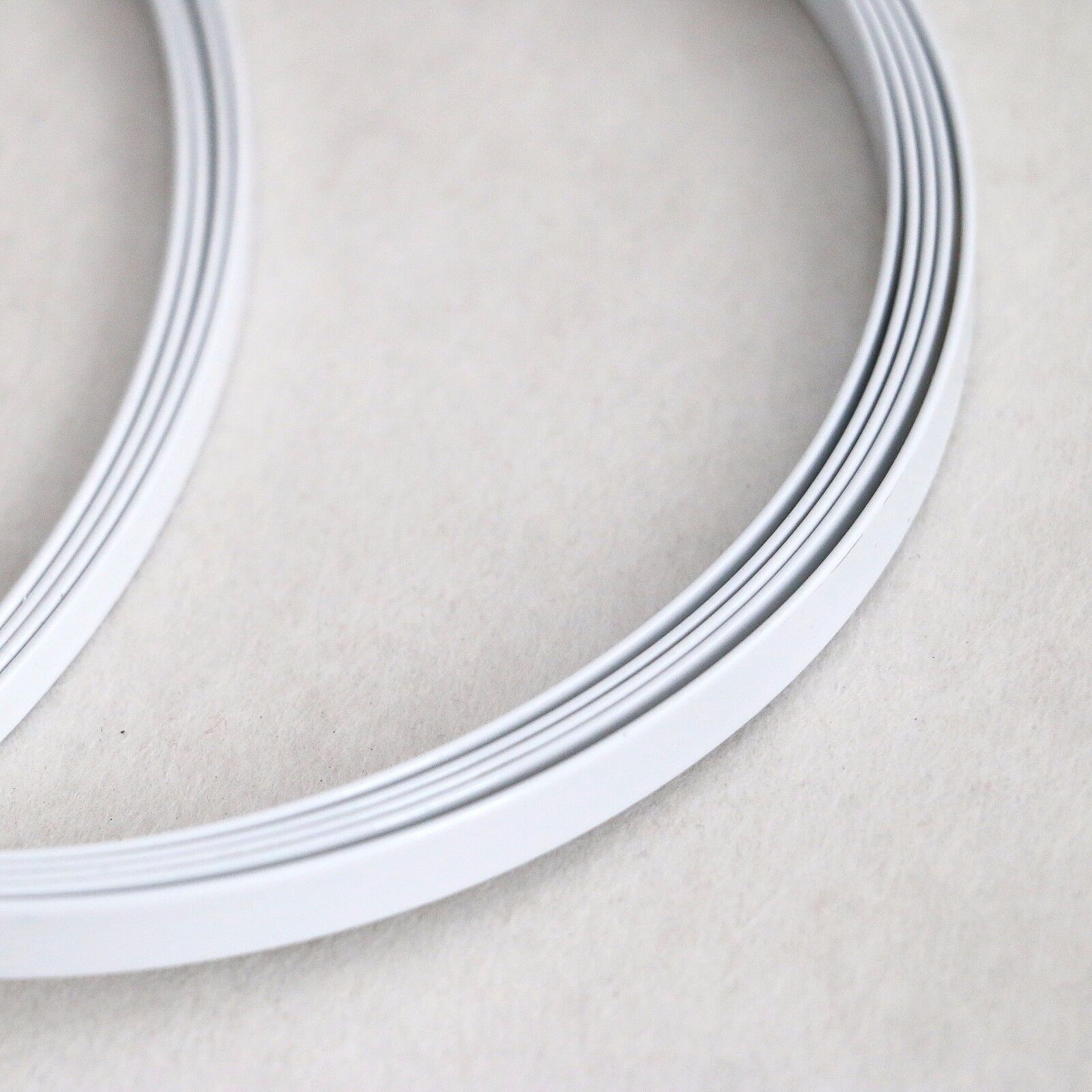 bd1e2d54b6 Details about White Steel Corset Boning 1 4