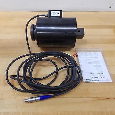 Schatz 5413-12002k Torque Transducer 2011 N-m 1483 Ft-lbs. 1-12 Malefemale