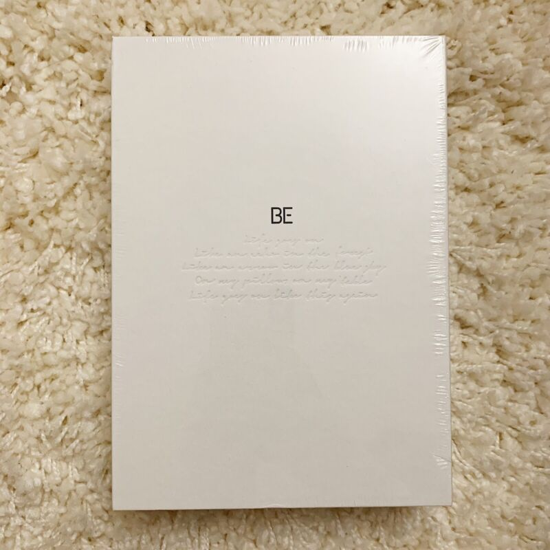 [US SELLER] BTS - BE Deluxe Edition Official Album - All Inclusions and Unopened