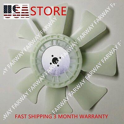 Ym 129436-44741 Fan Blade For Komatsu Pc30-8 Pc35-8 Pc40-2 Pc50-2 Pc45-1 Pc45-7