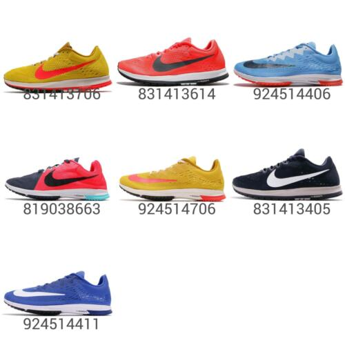 d2f1e84e290a Nike Zoom Streak 3   4 IV   6 VI Men Women Running Shoes Sneaker Trainers  Pick 1  Man   831413-706   BRIGHT CITRON BRIGHT CRIMSON