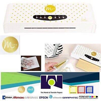 "HS MINC 6"" Machine Foil Applicator kit AC 370671 by Heidi Swapp"