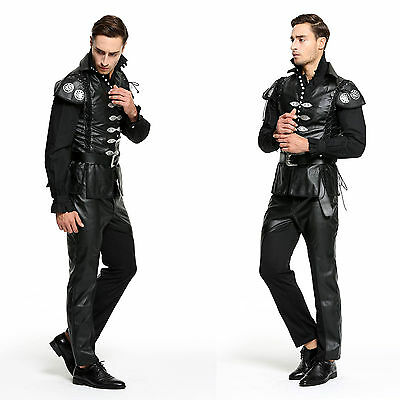 Once Upon A Time Hook Halloween Costumes (Once Upon A Time Captain Hook Killian Jones Pirate Costume Halloween Set)