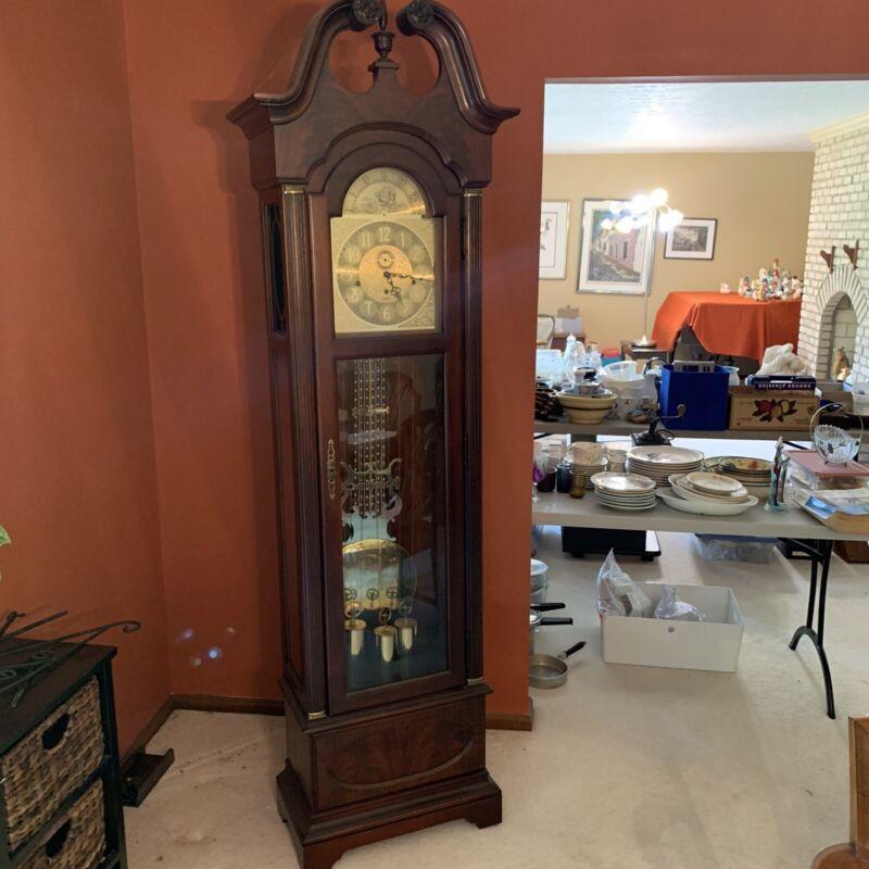 Howard Miller 611-009 Trieste Grandfather Floor Clock