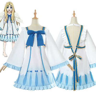 Shield Costumes (The Rising of the Shield Hero Filo Cosplay Costumes Bow Lolita Skirt Dress)
