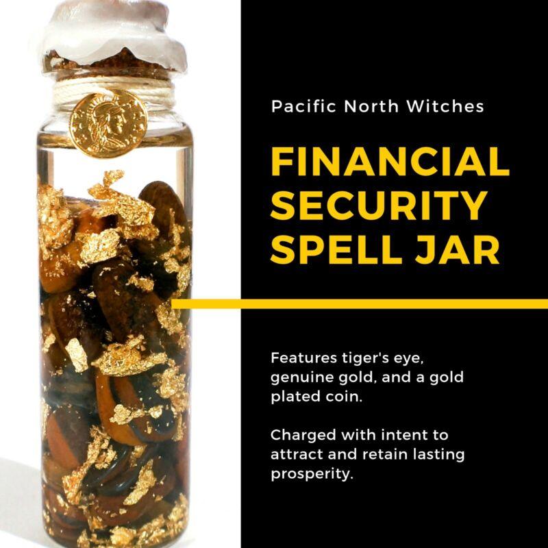 FINANCIAL SECURITY Tiger