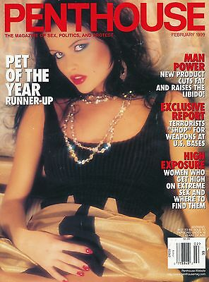 Penthouse February 1999 Excelent Condition