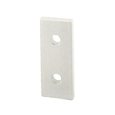 8020 Inc T Slot Aluminum 2 Hole - Straight Flat Plate 10 Series 4107 N