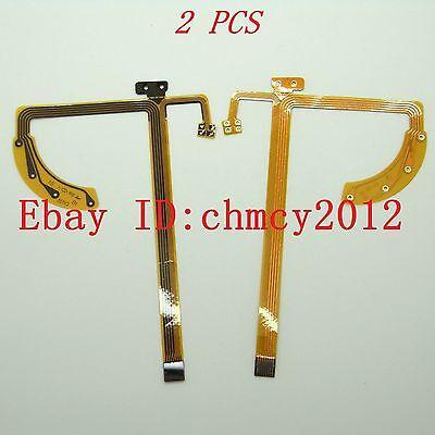 2PCS Replacement lens Aperture Flex Cable For Canon 24-70mm 24-70 mm 1:2.8 L