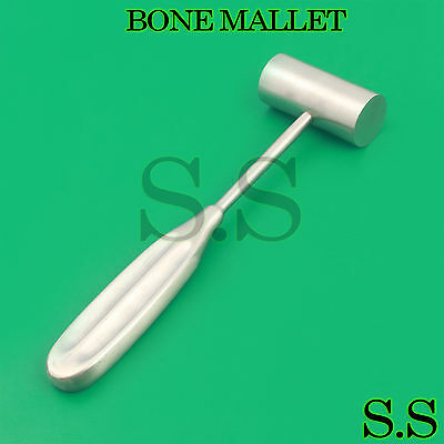 Bone Mallet 8 Surgical Veterinary 320 Grams Orthopedic Instruments