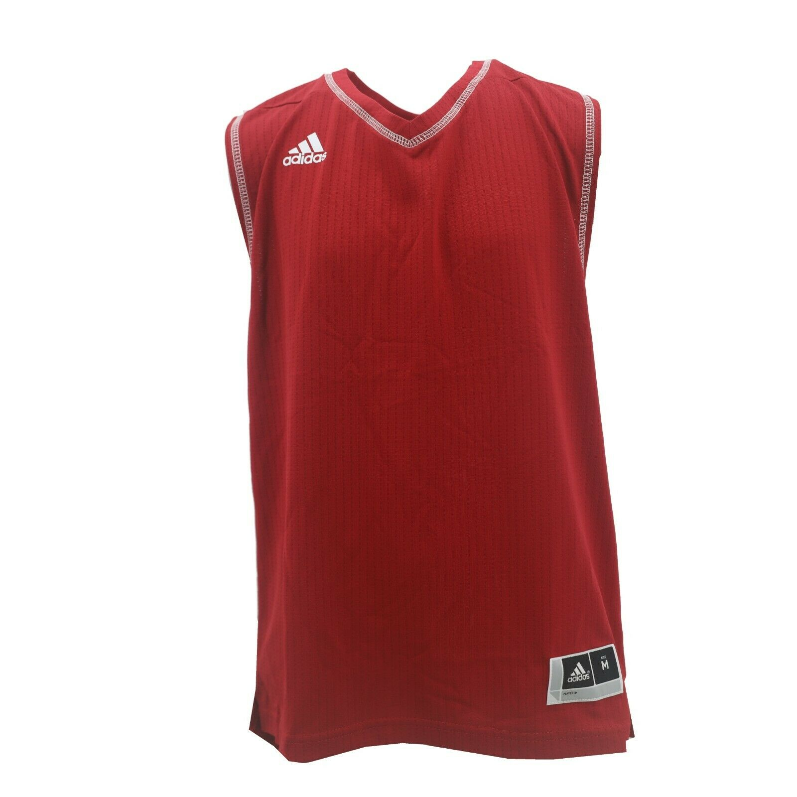 save off 0773b 05c60 Details about Indiana Hoosiers Official NCAA Adidas Kids Youth Size Blank  Basketball Jersey