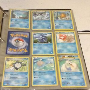 Over 120 Pokemon Cards!