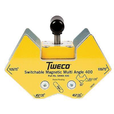 Tweco 400lb Smma400 Multi-angle Magnet 9255-1063