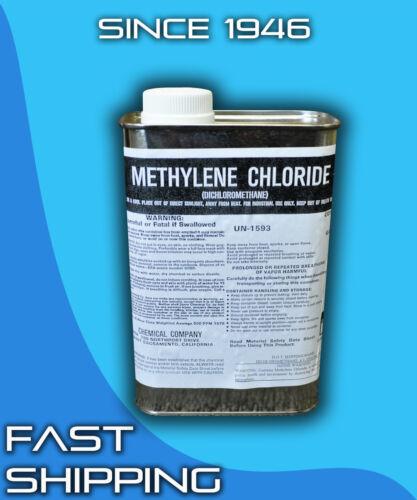 Dichloromethane 1 Quart Methylene Chloride Solvent Degreaser Plastic Weld