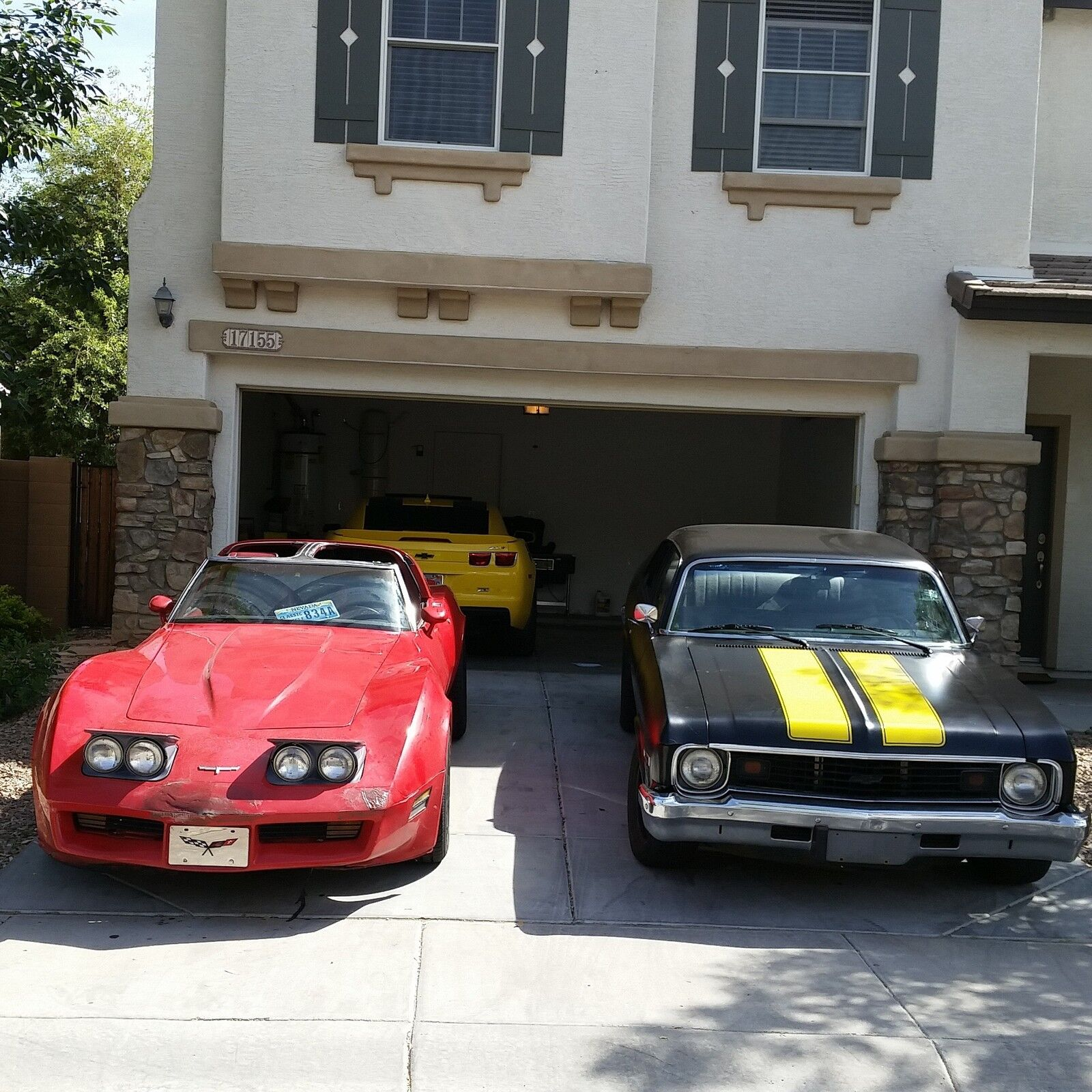 Classic Cars and Gold  and Silver