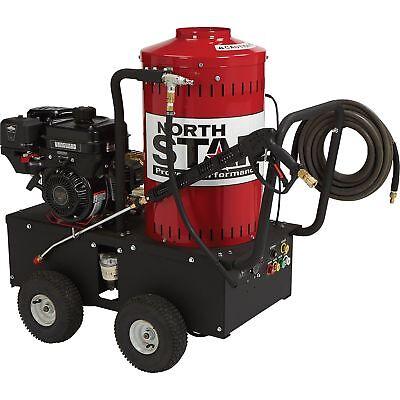 NorthStar Gas-Power Wet Steam Hot Water Pressure Washer