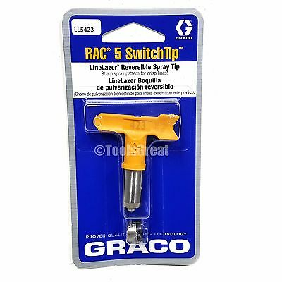 Graco Rac 5 Switchtip Linelazer Paint Spray Tip Ll5423
