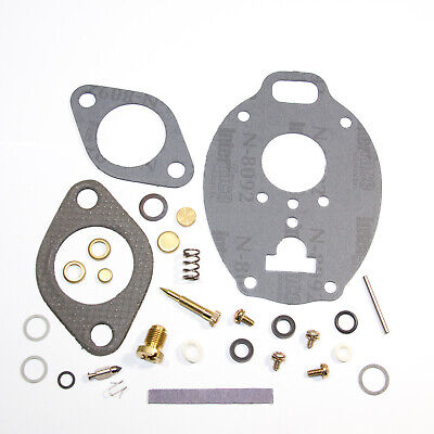 Carb Kit For Farmall 504 544 656 International 454 504 544 656