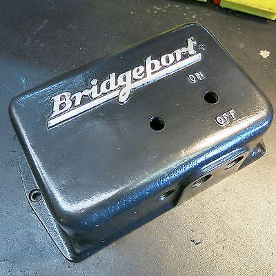 Bridgeport Power Feed 6f Electronics Housing
