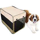 Dog Soft-Sided Travel Crates 42 in Length Nominal Crate Size Dog Cages & Crates without Custom Bundle