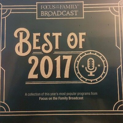 Best of 2017 CD (Focus on the Family Broadcast)