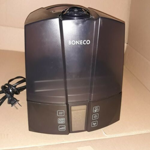 Boneco Air O Swiss AOS 7147 Ultrasonic Humidifier Warm and Cool Mist TESTED