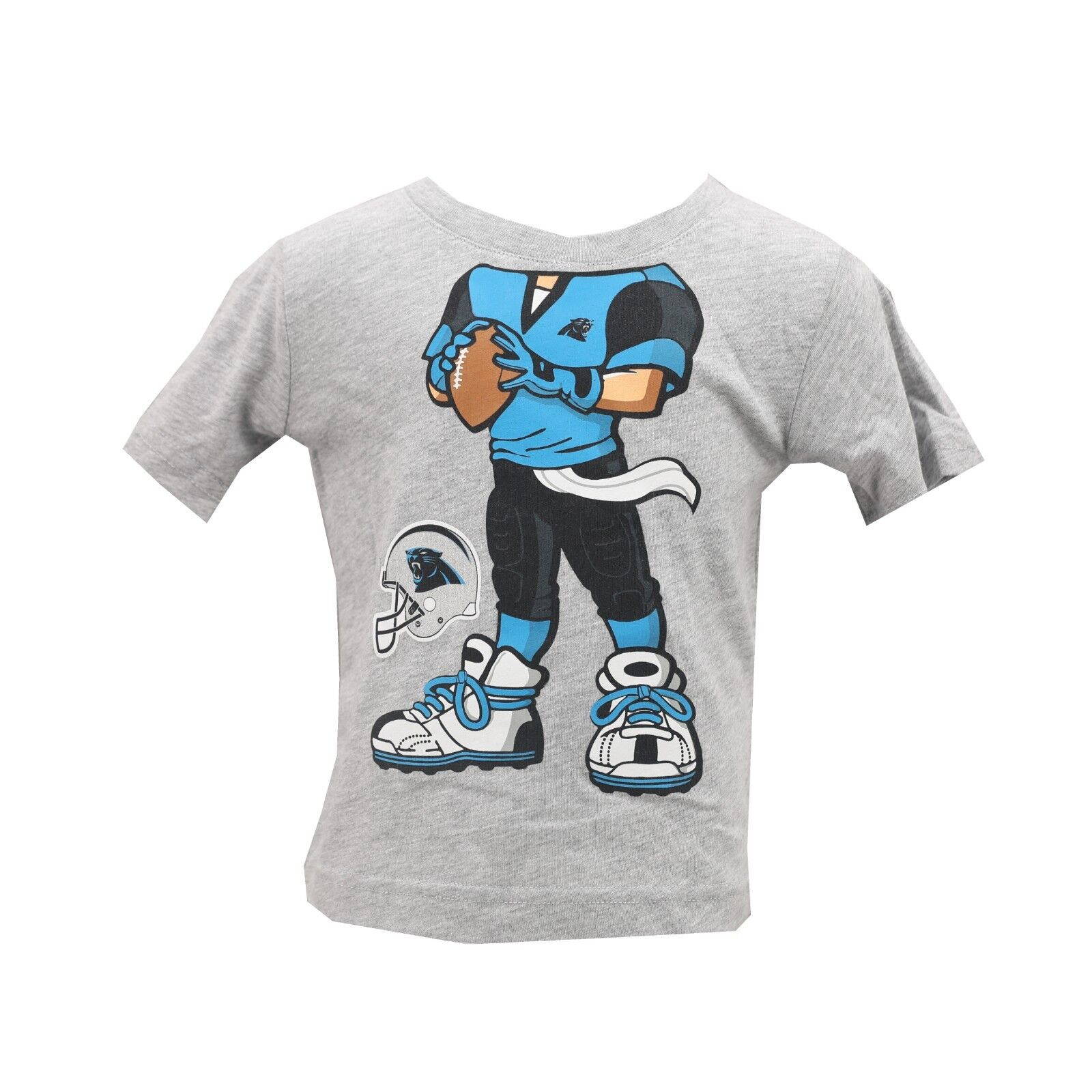 online retailer ca4c3 4671d Details about Carolina Panthers Official NFL Apparel Infant & Toddler Size  T-Shirt New Tags